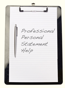 personal statement for a job sample